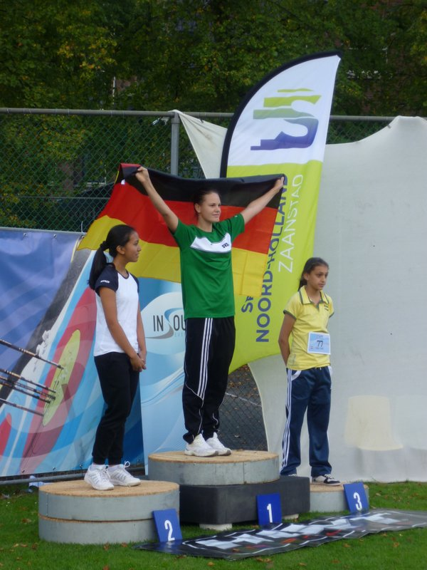 Dutch Open Winner (13-15 f) Kati Pausch