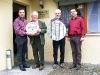Dietmar Beißwenger, HM Geiger, Bernd Nußbaum, Michael Marek